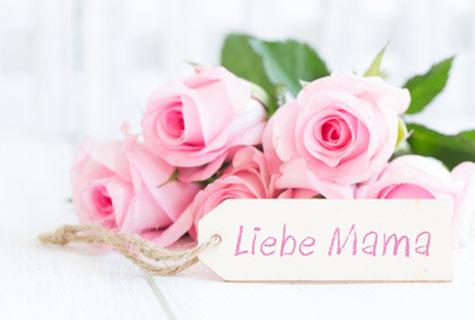 Glückwünsche Muttertag